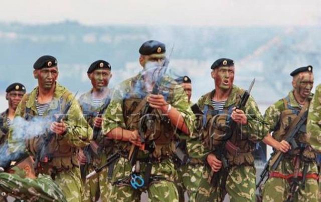в каких регионах россии млужит морская пехота рассмотрим